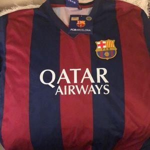 FC Barcelona Lionel Messi Jersey